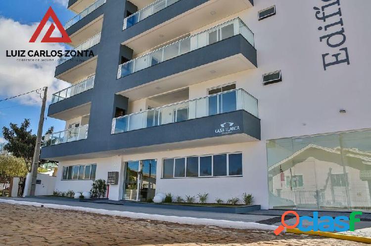 Apartamento c/ elevador - bairro são sebastião - campos novos - sc
