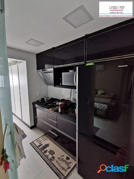 Apartamento 2 quartos, 1 suíte jardim prudencia