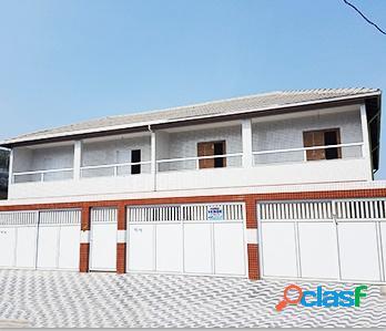 Casas novas em condomínio - 2 dorms