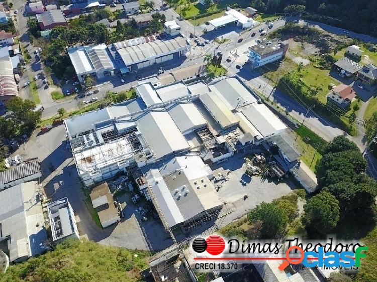 Área comercial industrial - caxias do sul rs