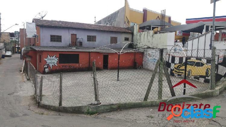 Ponto comercial para locação - centro/vargem grande paulista