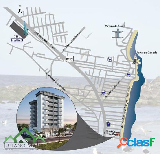0970 Apartamento   Barra Velha – Tabuleiro 3