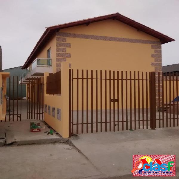 Casa em condomínio em vila seabra - mongaguá