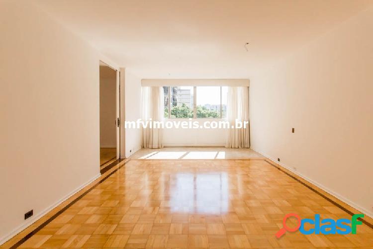 Apartamento 3 quartos à venda, aluguel na rua doutor mário - jardim europa