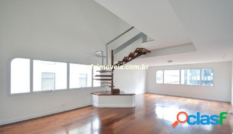 Lindo apartamento duplex para locação no jardim paulista