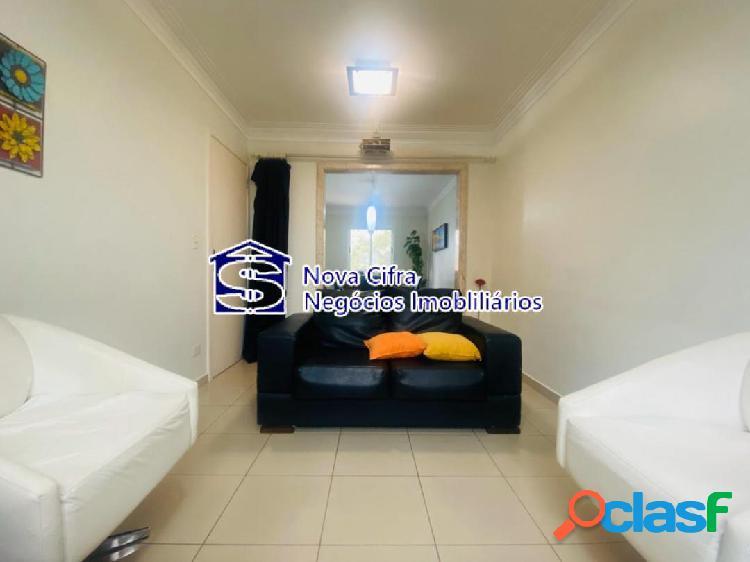Apartamento 4 dorms (2 suítes) centro - 124m²