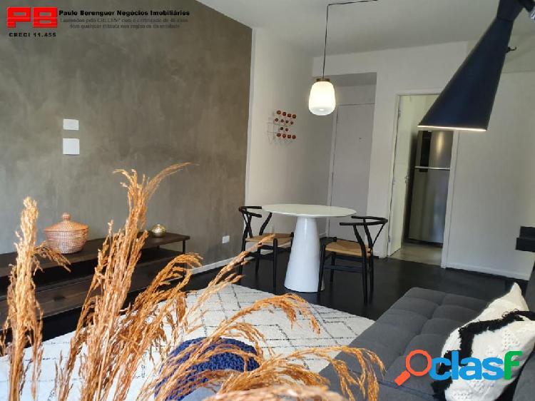 Apartamento 1 dormitório - consolação