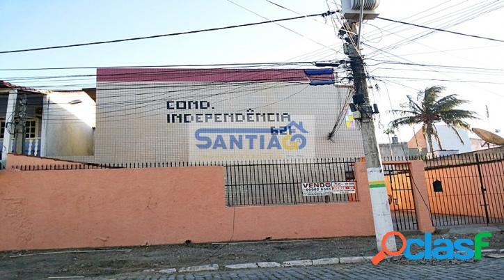 Casa em condomínio 2 quartos (1 suíte) no guarani cabo frio