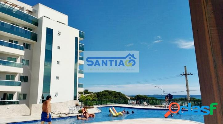 Apartamento 2 qts novo praia grande - arraial do cabo rj
