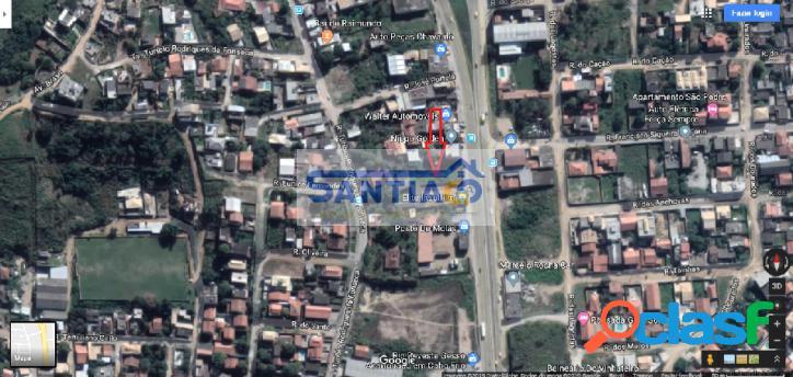 Locação fixa de um ótimo terreno linear 975 m² - são pedro