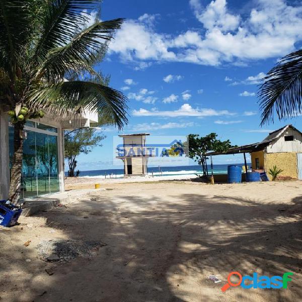Casa indep 2 quartos a 20m da praia em arraial do cabo
