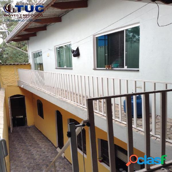 Sobrado c/03 casas-03 vgs -ac-las palmas-alvarenga-s.b.c