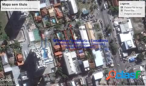 Terreno a venda em condomínio, rua josé carlos de oliveira recreio