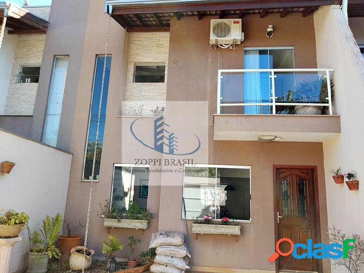CA909 - Casa à venda em Americana, Jardim Ipiranga com 170m², 3 dormitórios