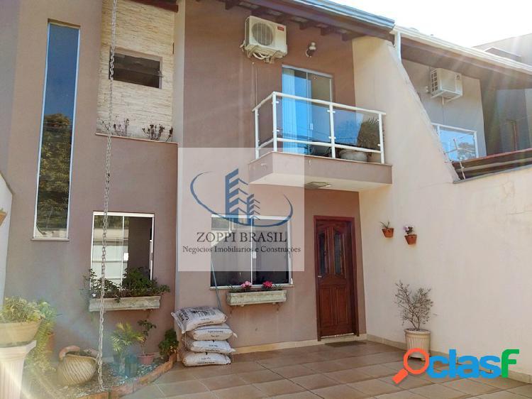 CA909 - Casa à venda em Americana, Jardim Ipiranga com 170m², 3 dormitórios 1