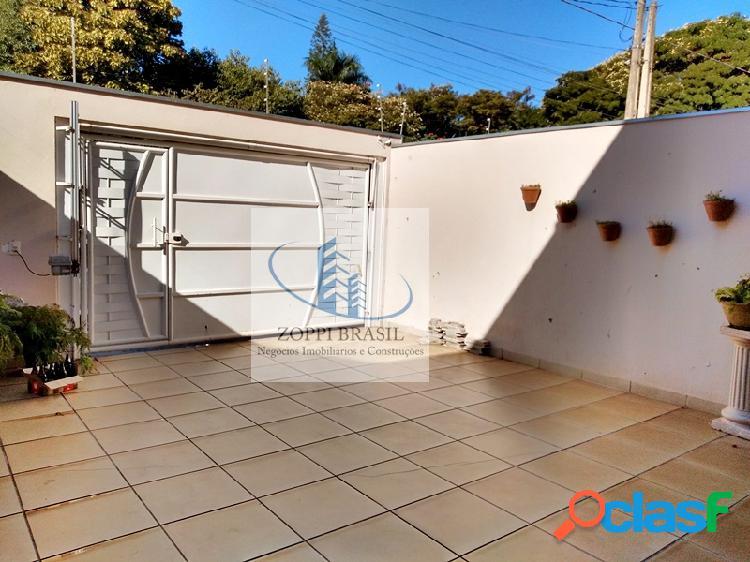 CA909 - Casa à venda em Americana, Jardim Ipiranga com 170m², 3 dormitórios 2
