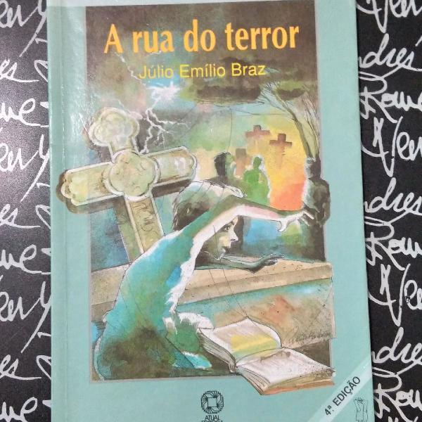 A rua do terror livro