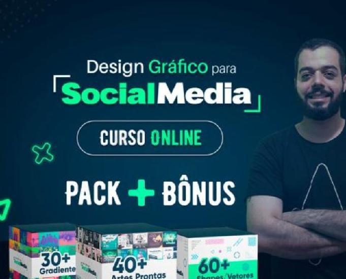 Aprenda Trabalhar como Design Gráfico para Social Media