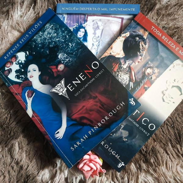 Box de livros: Saga Encantada!