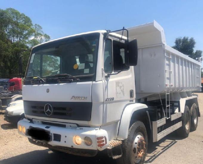 Caminhão mercedes-benz atron 2729 6x4 2p (diesel) (e5)