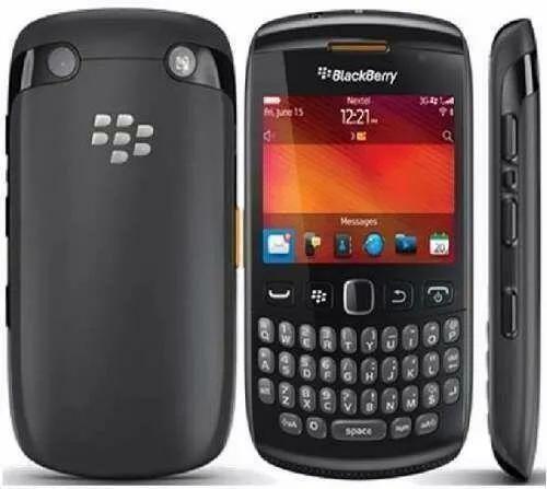 Celular nextel blackberry 9620 3g com ptt wi-fi e camera