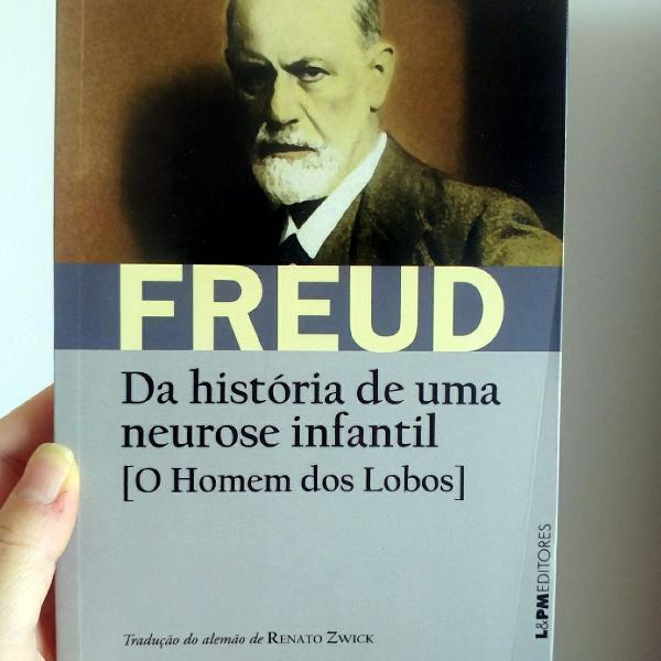 Freud - da história de uma neurose infantil.