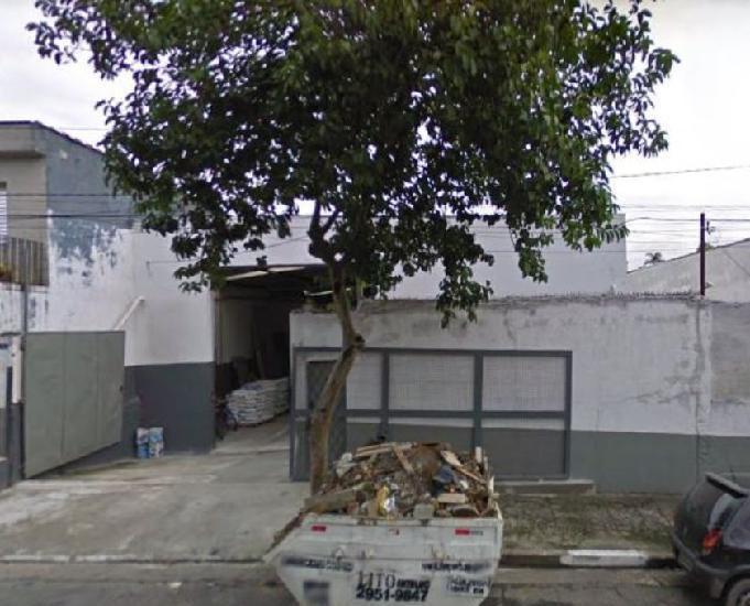 Galpão vila maria 364 m2 5,5 m de pé direito $ 5.600