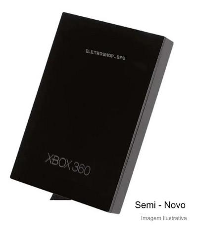 Hd xbox 360 250gb original semi novo