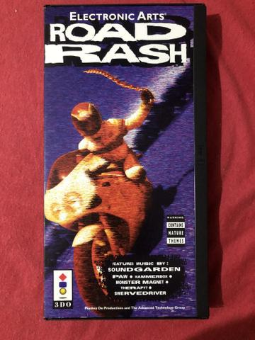 Jogo road rash 3do original