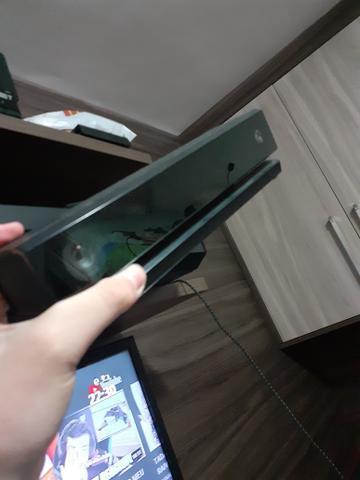 Kinect xbox one novo + suporte para tv