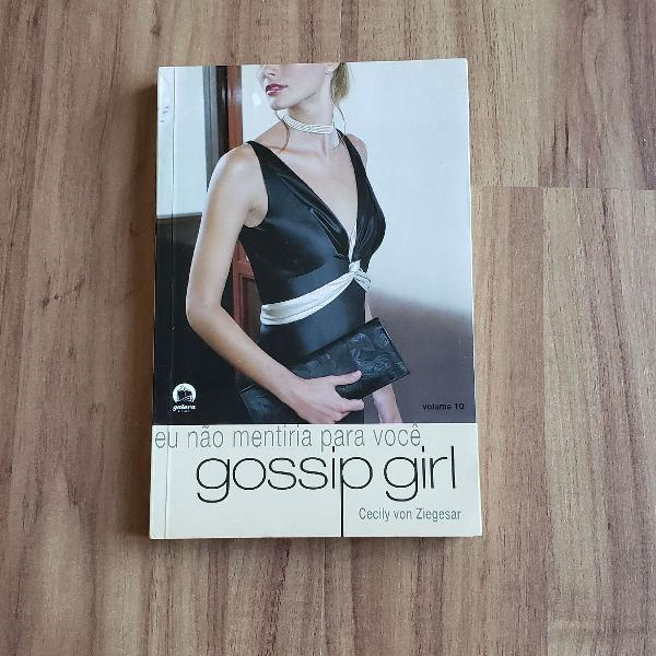 Livro gossip girl vol. 10