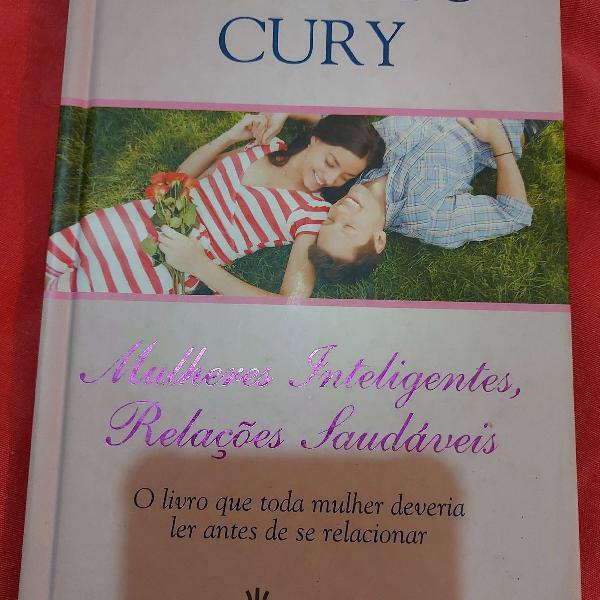 Livro mulheres inteligentes relações saudáveis.