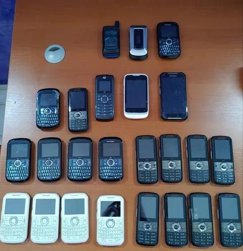 Lote de aparelhos celular nextel