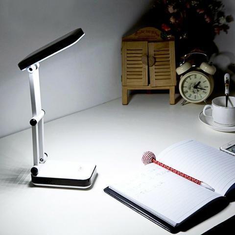 Luminaria recarregavel 24leds (loja na cohab) entrega gratis