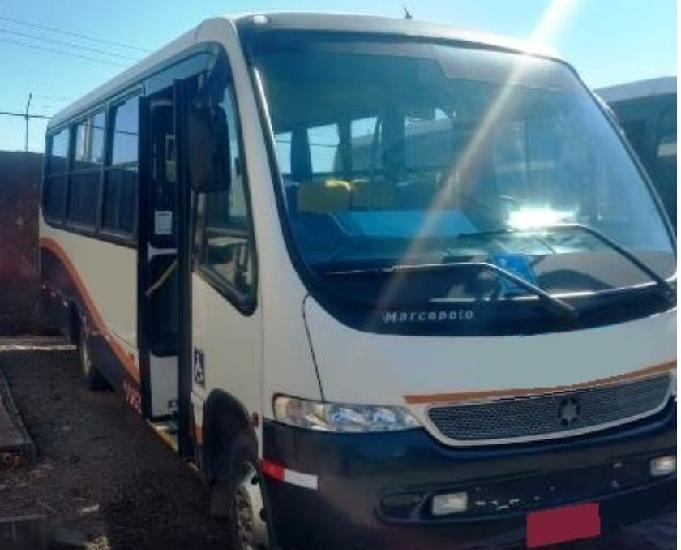 Micro onibus sênior m.benz lo-814 cód.6515 ano 2000