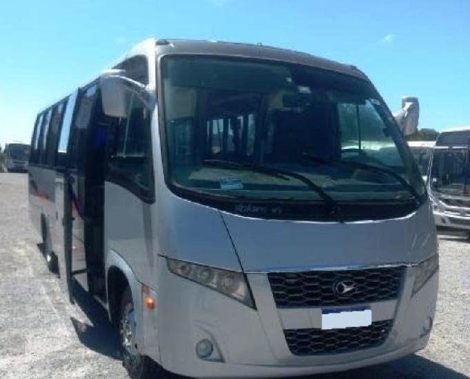 Micro onibus volare w-9 basica cód.6517 ano 2012