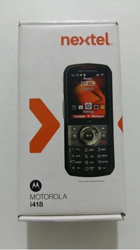 Motorola i418,novo,original,ótimo preço.