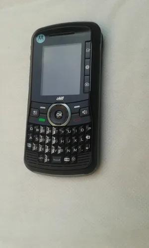 Motorola i465 preto usado, bateria,carregador ótimo estado