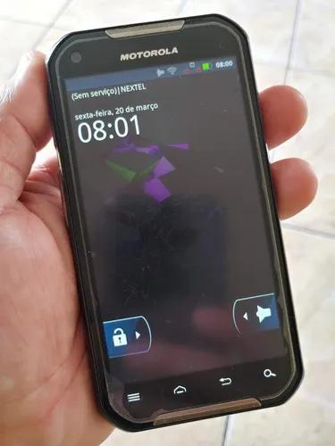 Motorola iron rock xt626