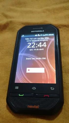 Motorola nextel i867 black