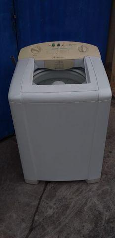 Máquina de lavar roupas electrolux 8 kilos