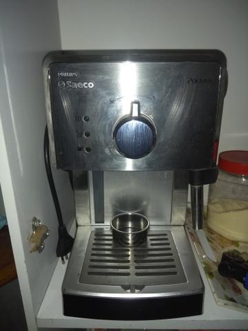 Máquina de café expresso philips saeco poemia