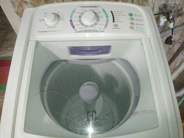 Máquina de lavar roupas electrolux 8kg