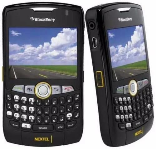Rádio nextel blackberry 8350i