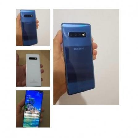 Samsung galaxy s10 + plus - azul safira de r$ 719,00 por