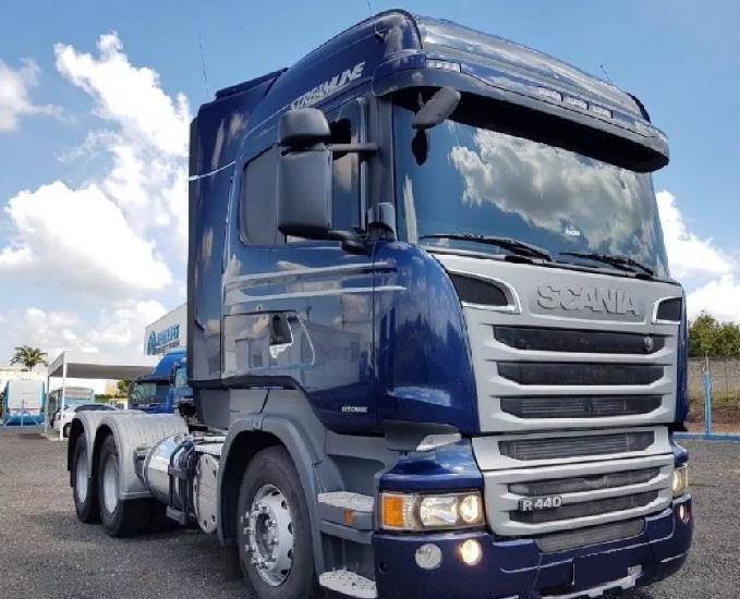 Scania r440 6x2