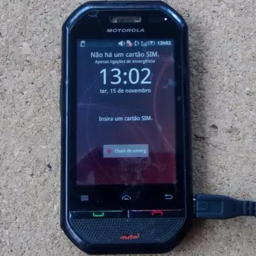 Sucata de celular motorola i867 #084