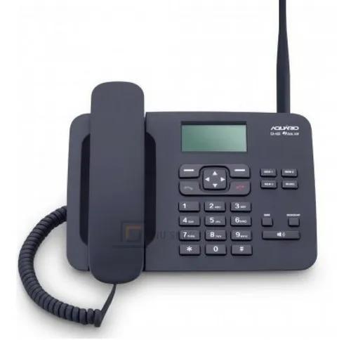 Telefone celular rural desbloqueado fixo chip 4 band
