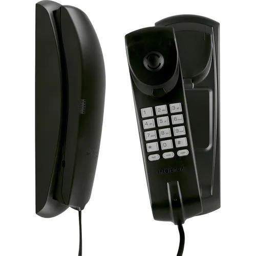 Telefone com fio gôndola intelbrás tc20 preto