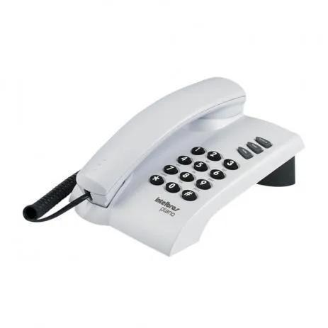 Telefone com fio intelbras pleno s